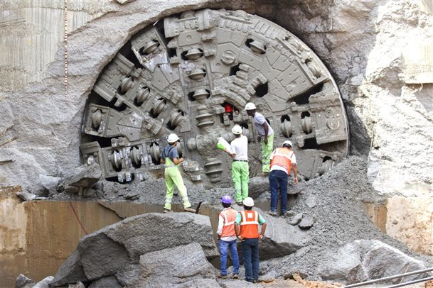 Tunnelling: TBM Technology